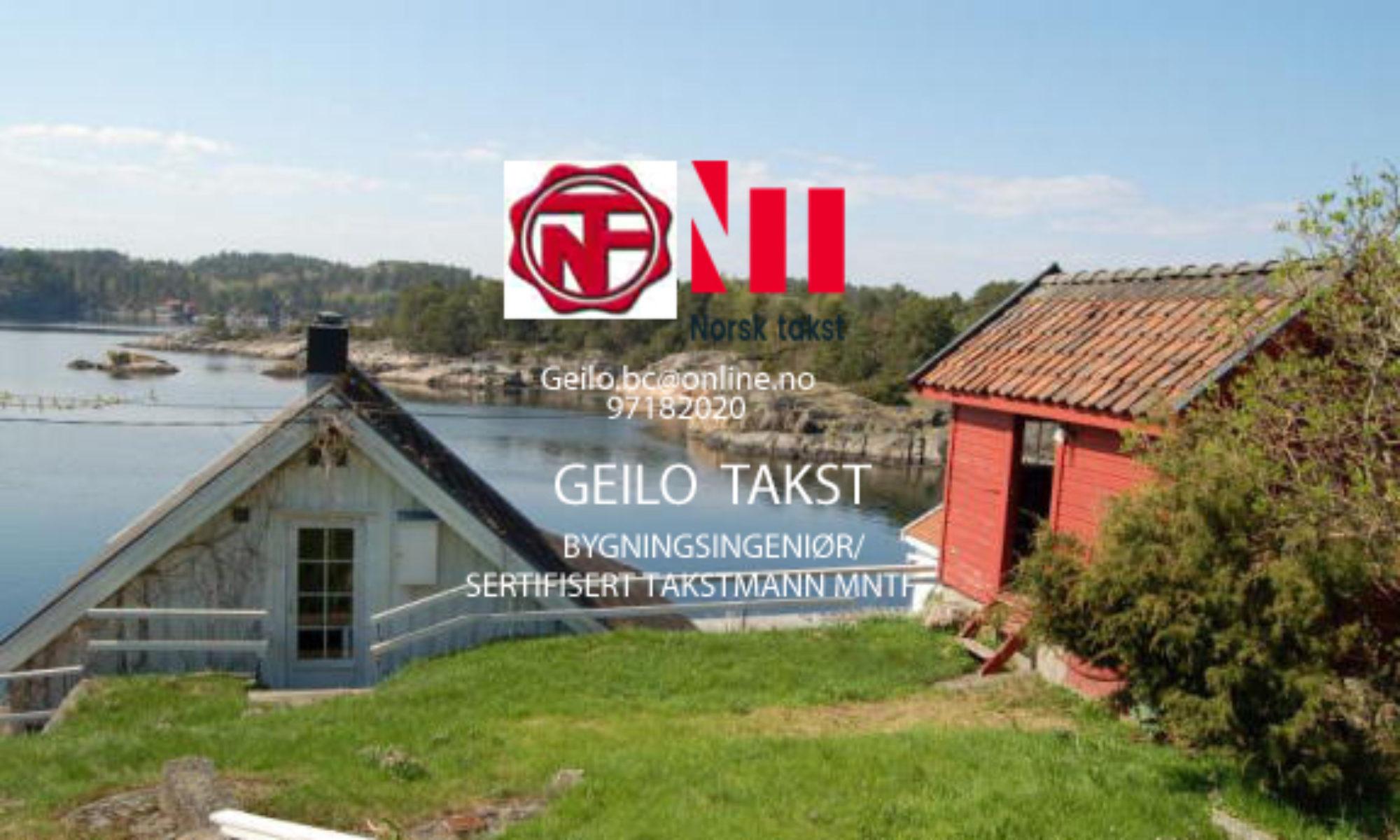 Geilo Takst